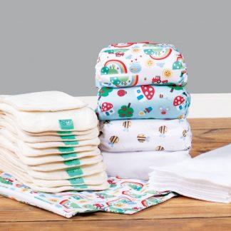 Reusable Nappy Kits